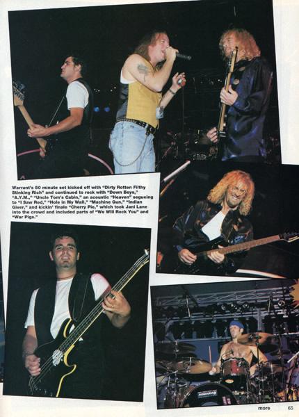Articles : Metal Edge - December 1997   Alice Cooper eChive